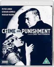 Crime And Punishment (1935) (Blu-ray) (UK Import), Blu-ray Disc