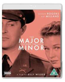The Major And The Minor (1942) (Blu-ray) (UK Import), Blu-ray Disc