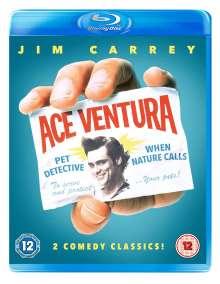 Ace Ventura 1 & 2 (Blu-ray) (UK Import), Blu-ray Disc