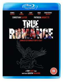 True Romance (1993) (Blu-ray) (UK Import), Blu-ray Disc
