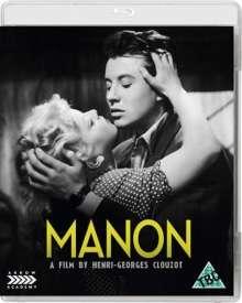 Manon (1949) (Blu-ray) (UK Import), Blu-ray Disc