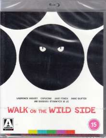 Walk On The Wild Side (1962) (Blu-ray) (UK Import), Blu-ray Disc