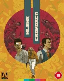 Kinji Fukasaku Collection (1972-1977) (Blu-ray) (UK Import), 3 Blu-ray Discs