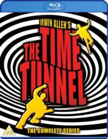 The Time Tunnel - The Complete Series (Blu-ray) (UK Import), 7 Blu-ray Discs