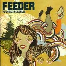 Feeder: Pushing The Senses, CD