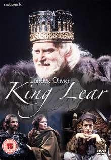 King Lear (1984) (UK Import), DVD