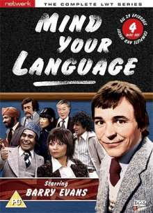 Mind Your Language Series 1-3 (1977-80) - Engl.OF, 4 DVDs