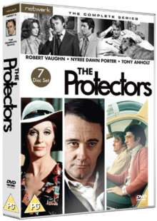 The Protectors - The Complete Series (UK Import), 7 DVDs