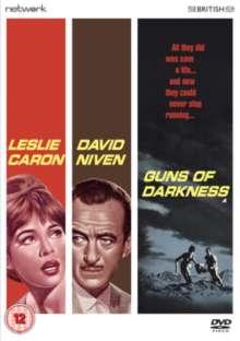 Guns Of Darkness (1962) (UK Import), DVD