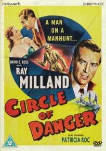 Circle Of Danger (1951) (UK Import), DVD