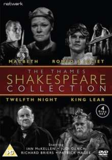 The Thames Shakespeare Collection (UK Import), 4 DVDs