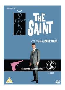 """The Saint (""""Simon Templar"""") (The Complete Colour Series) (UK Import), 14 DVDs"""