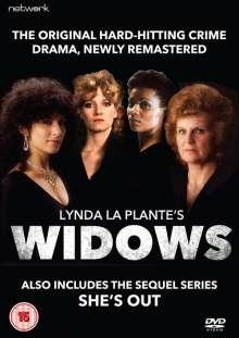 Widows (1983) (UK Import), 6 DVDs