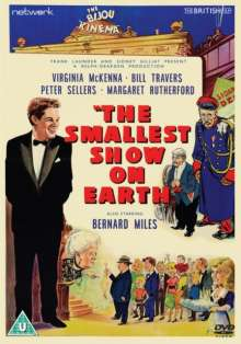 The Smallest Show On Earth (1957) (UK Import), DVD