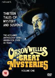 Orson Welles Great Mysteries Volume 1 (UK Import), 2 DVDs