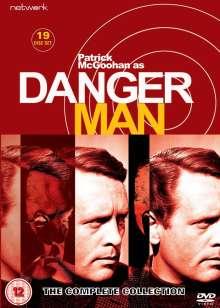 Danger Man (The Complete Collection) (UK Import), 19 DVDs