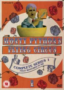 Monty Python's Flying Circus Series 1 (UK Import mit deutschen Untertiteln), 3 DVDs