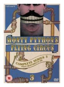 Monty Python's Flying Circus Series 3 (UK Import mit deutschen Untertiteln), 3 DVDs