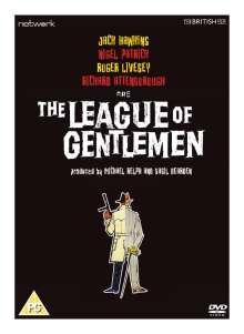 The League Of Gentlemen (1959) (UK Import), DVD