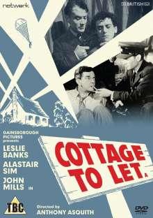 Cottage To Let (1941) (UK Import), DVD