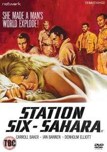 Station 13 Sahara (1963) (UK Import), DVD