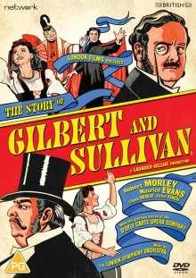 The Story Of Gilbert And Sullivan (1953) (UK Import), DVD