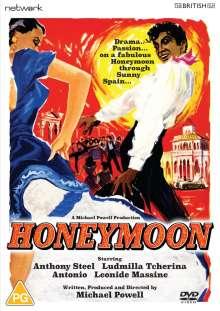 Honeymoon (1959) (UK Import), DVD