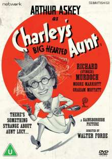 Charley's (Big Hearted) Aunt (1940) (UK Import), DVD