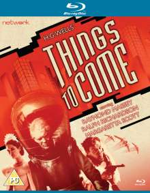 Things To Come (1936) (Blu-ray) (UK Import), 2 Blu-ray Discs