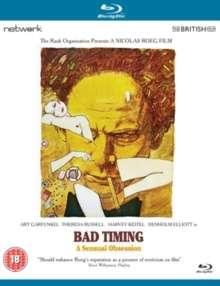 Bad Timing (1980) (Blu-ray) (UK Import), Blu-ray Disc