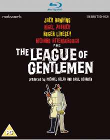 The League Of Gentlemen (1959) (Blu-ray) (UK Import), Blu-ray Disc