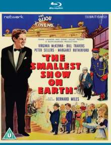 The Smallest Show On Earth (1957) (Blu-ray) (UK Import), Blu-ray Disc