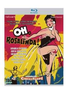 Oh... Rosalinda!! (1955) (Blu-ray) (UK Import), Blu-ray Disc