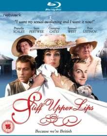 Stiff Upper Lips (1996) (Blu-ray) (UK Import), Blu-ray Disc