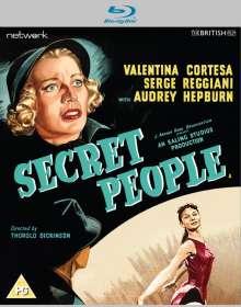 Secret People (1952) (Blu-ray) (UK Import), Blu-ray Disc