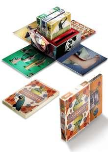 Monty Python's Flying Circus: The Complete Series 1-4 (Blu-ray) (UK Import mit deutschen Untertiteln), 7 Blu-ray Discs