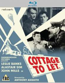 Cottage To Let (1941) (Blu-ray) (UK Import), Blu-ray Disc