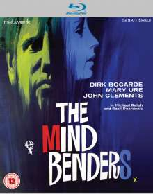 The Mind Benders (1963) (Blu-ray) (UK Import), Blu-ray Disc