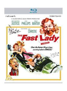 The Fast Lady (1963) (Blu-ray) (UK Import), Blu-ray Disc