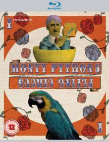 Monty Python's Flying Circus Series 1 (Blu-ray) (UK Import), 2 Blu-ray Discs