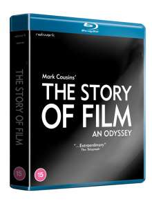 The Story Of Film - An Odyssey (2011) (Blu-ray) (UK Import), 5 Blu-ray Discs