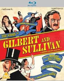 The Story Of Gilbert And Sullivan (1953) (Blu-ray) (UK Import), Blu-ray Disc