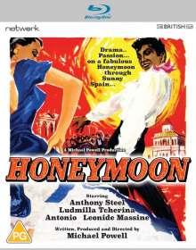 Honeymoon (1959) (Blu-ray) (UK Import), Blu-ray Disc