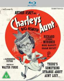 Charley's (Big Hearted) Aunt (1940) (Blu-ray) (UK Import), Blu-ray Disc