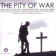 Various Composers: The Pity Of War, 2 CDs