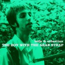 Belle & Sebastian: The Boy With The Arab Strap, CD