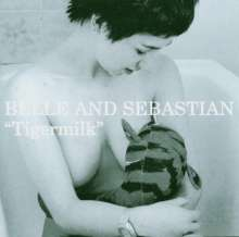 Belle & Sebastian: Tigermilk, CD