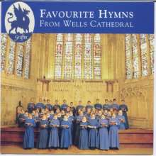 Wells Cathedral Choir - Favourite Hymns, CD