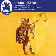 Court Jesters - Tudor Minstrel Music, CD