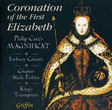 Coronation of the First Elizabeth, CD